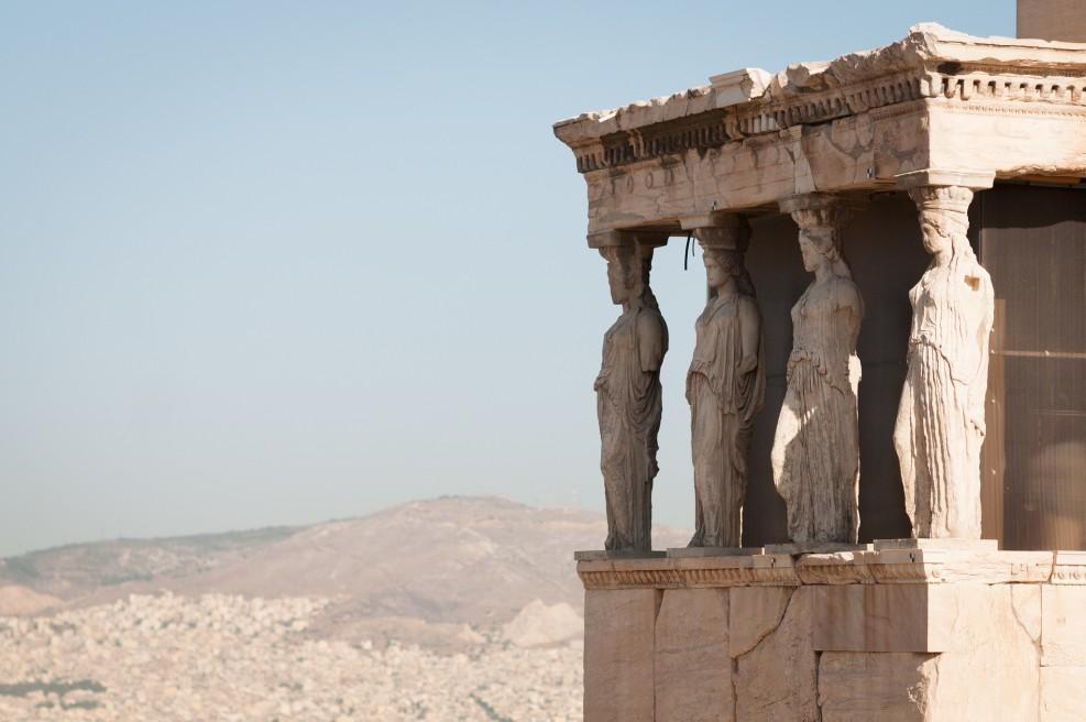 parthenon & acropolis