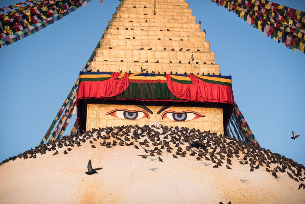 Boudha Stupa